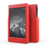 FiiO X5 3rd gen Red Leatherette Case