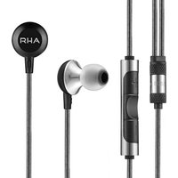RHA MA600i Noise Isolating In-Ear Headphones with Remote and Mic