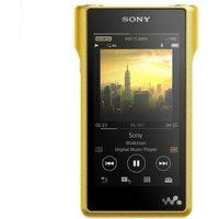 Sony NW-WM1Z High-Resolution Audio Walkman (256 GB Memory, S Master HX Engine) - Gold
