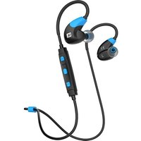 MEE Audio X7 Stereo Bluetooth Wireless Sports In-Ear Headphones Colour BLUE