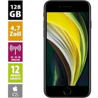 Apple iPhone SE (2020) - (128GB) - Black