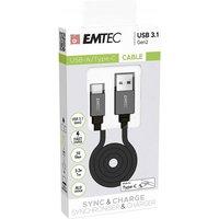 Emtec T700 - USB-Kabel - USB-A auf USB-C