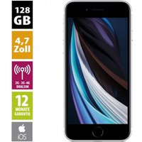 Apple iPhone SE (2. Generation) - weiß - 4G - 128 GB - GSM - Smartphone