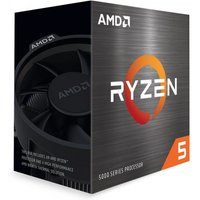AMD Ryzen 5 5600X Prozessor - 4.60GHZ 6 Core Box (100-100000065BOX)