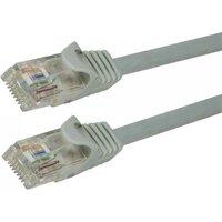 Netzwerkkabel - 3m - grau