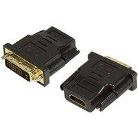 DVI auf HDMI Adapter - schwarz