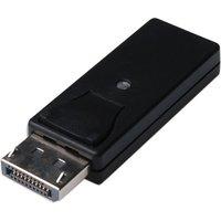 Displayport auf HDMI Adapter - schwarz