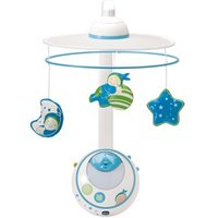 Chicco Blue Magic Stars Cot Mobile One Size