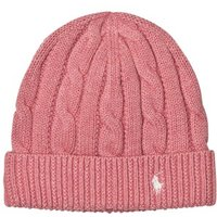 Ralph Lauren Pink Slouchy Hat One Size (56 years)