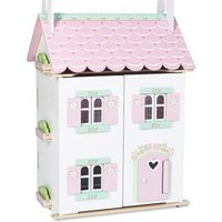 Le Toy Van Sweetheart Cottage Dolls House with Furniture One Size (3 years)