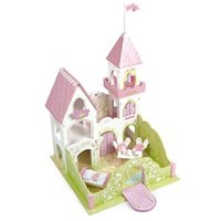 Le Toy Van Fairybelle Palace Playhouse One Size (3 years)