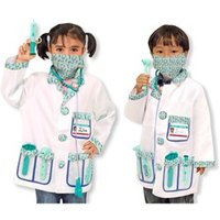 Melissa amp Doug Doctor Role Play Costume Set 3  6 years