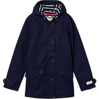 Joules Navy Waterproof Hooded Coat 3 years
