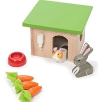Le Toy Van Bunny And Guinea Pig One Size