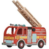 Le Toy Van Red Fire Engine Set One Size