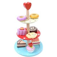 Le Toy Van Three Tier Cake Stand One Size