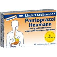 Pantoprazol Heumann 20mg bei Sodbrennen
