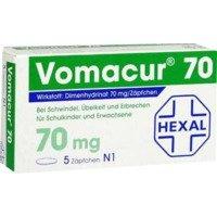 Vomacur 70mg