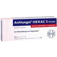 Antifungol HEXAL 3 Kombi