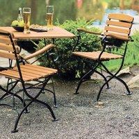 Gartenstuhl aus ökologischer Herstellung*