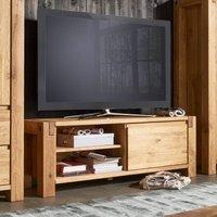 Lowboard Wohnzimmermöbel Massivholz Eiche*
