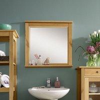 Bad Spiegel aus zertifiziertem Kiefernholz*