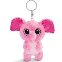 Glubschis Schlüsselanhänger Elefant Fluppy, Kuscheltier