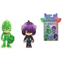 PJ Masks Figuren Set Gecko + Kevin, Spielfigur