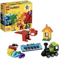 11001 Classic Bausteine - Erster Bauspaß, Konstruktionsspielzeug