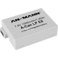 A-Can LP-E8, Kamera-Akku