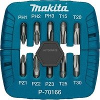 P-70166 punta de destornillador 10 pieza(s)