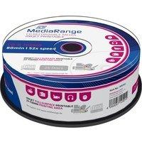 MR202 CD-R 700MB 25pieza(s) CD en
