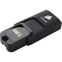 Voyager Slider X1 128GB unidad flash USB USB tipo A 3.2 Gen 1 (3.1 Gen 1) Negro, Lápiz USB