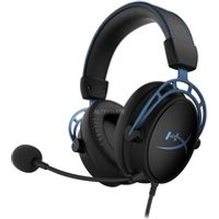 alternate ES Cloud Alpha S Auriculares Diadema Conector de 3,5 mm Negro, Azul, Auriculares para gaming