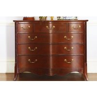 Georgian Large Chest in Antique Pecan - EX DISPLAY