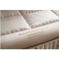 Vispring heaven luxury supreme mattress topper - single 90 x 190cm - 3ft