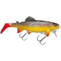 Jackson The Trout 18cm Ready System schwer Brown Trout