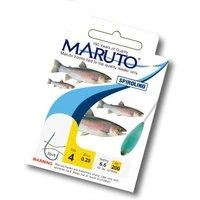 Maruto Forelle geb.blau 200cm Gr.6