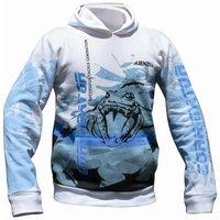 JENZI Corrigator Sweat-shirt, weiß, Gr. L
