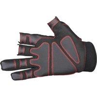 Gamakatsu Armor Gloves 3 Fing-Cut Xxl