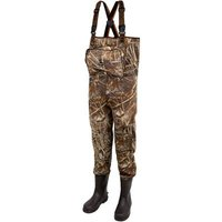 Prologic Max5 XPO Neoprene Waders Boot Foot Cleated 44/45 - 9/10