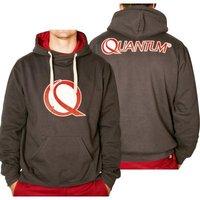 Quantum Quantum Hoody Gr. XXXL dunkelgrau