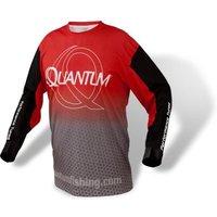 Quantum M Quantum Jersey rot/grau