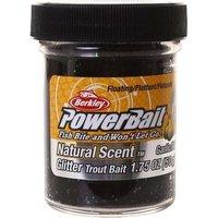 Powerbait Berkley Natural Scent Garlic Black 50g
