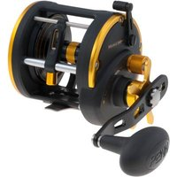 Penn Squall 30 Levelwind Lh Reel Box