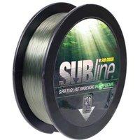 Korda SUBline- 1000 m Green 10lb / 0.30mm