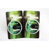 Korda Super Natural - Weedy Green - 20m 18lb