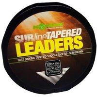 Korda Subline Tapered Leader 0.28-0.50mm