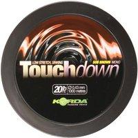 Korda Touchdown Brown 10lb/0.30mm 1000m