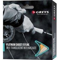 Greys Platinum Shoot Wf8 Clear Intermediate